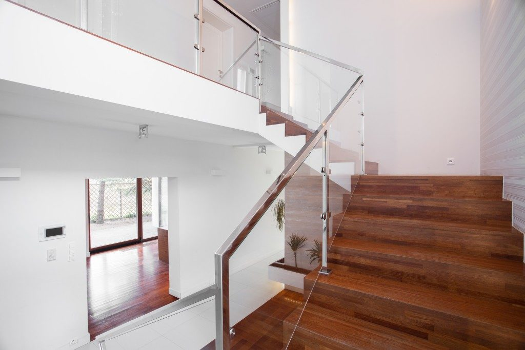 home wood stairs