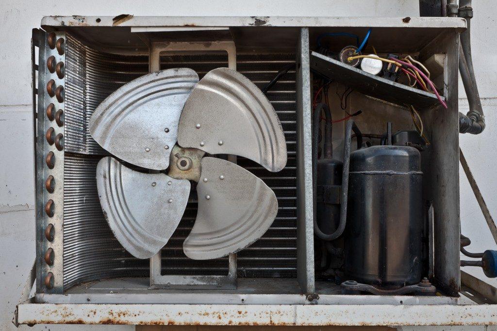 metal appliance