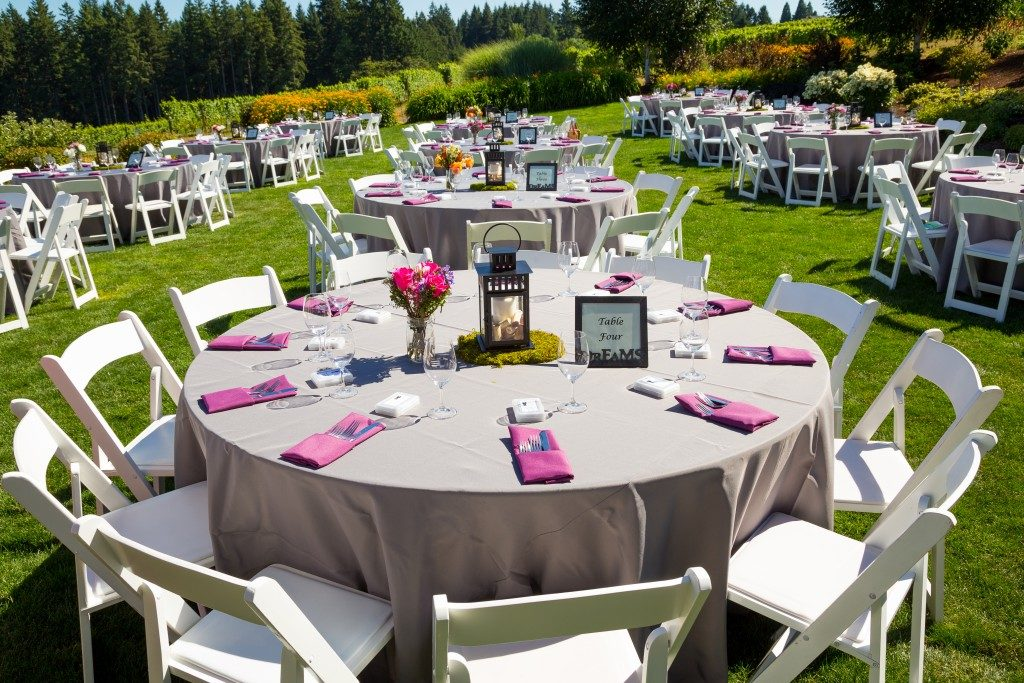 5 Things You Should Consider In Choosing A Wedding Reception