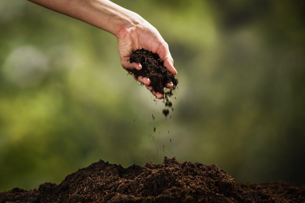 topsoil quality