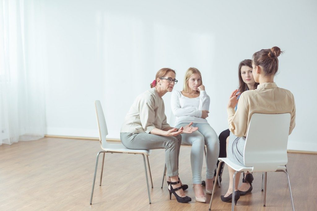 Therapy group