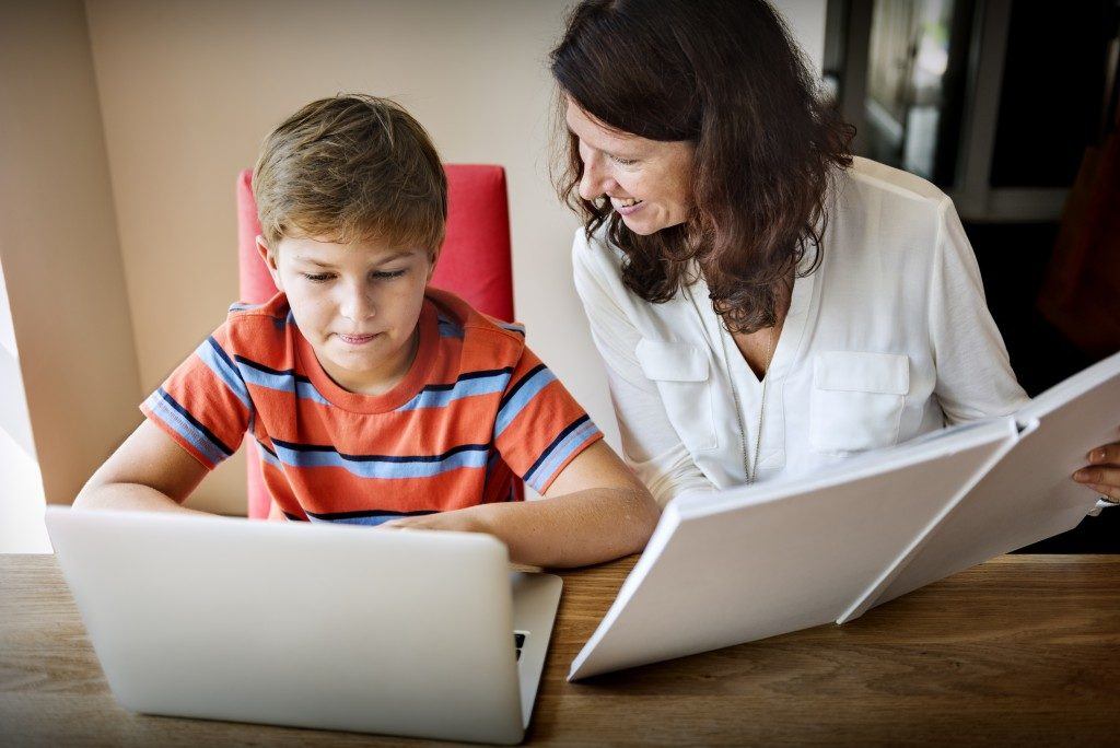 home schooling your child