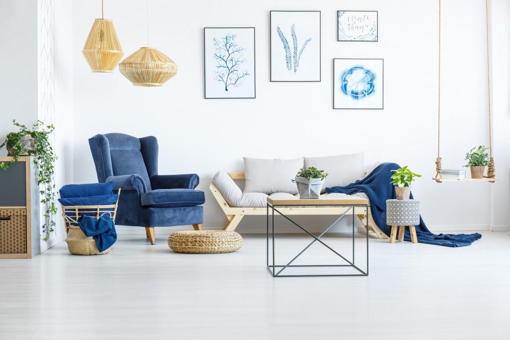 modern stylish interior