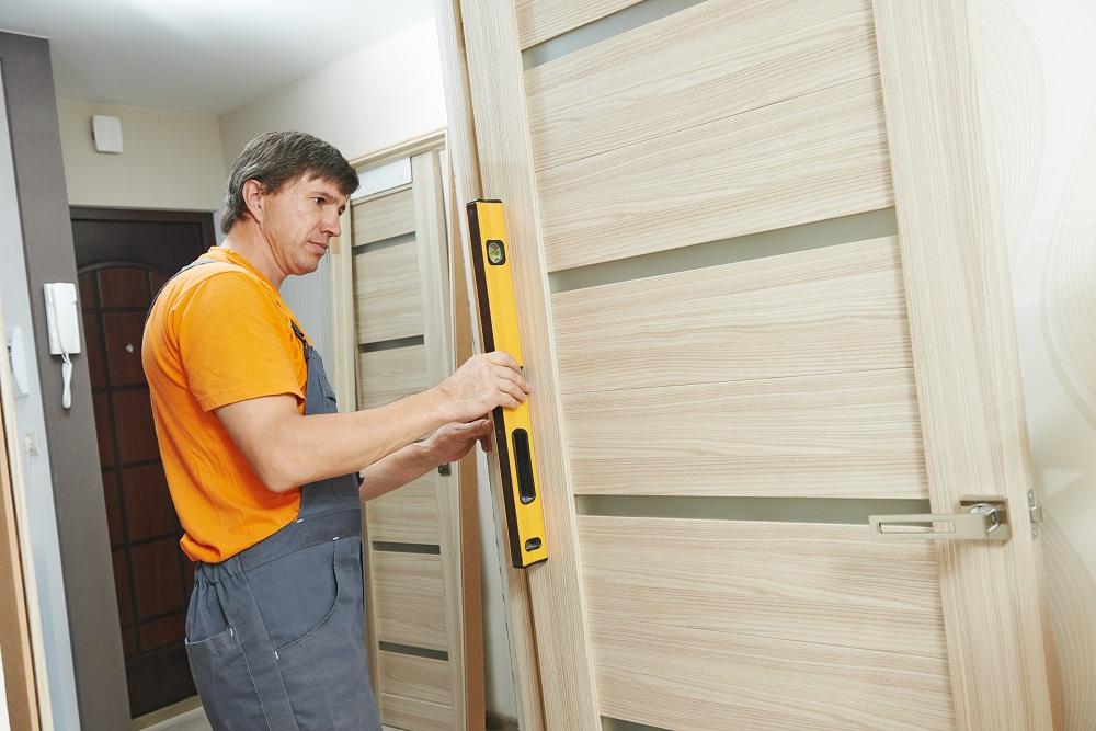 installing reinforced doors