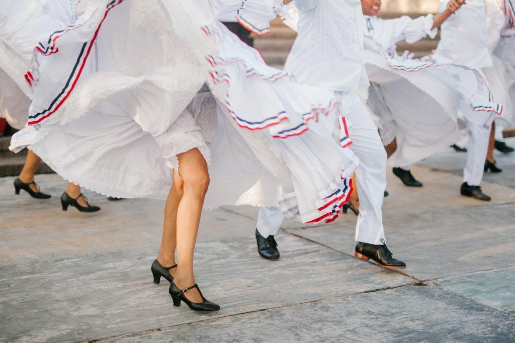 dancing contest