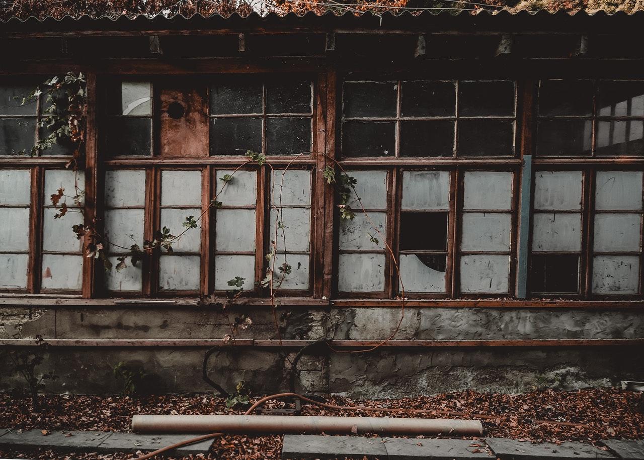 house for restoration