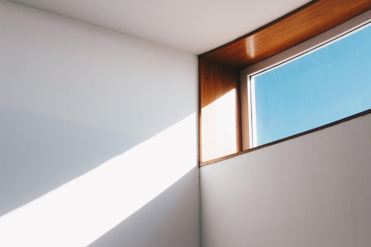 minimalist window