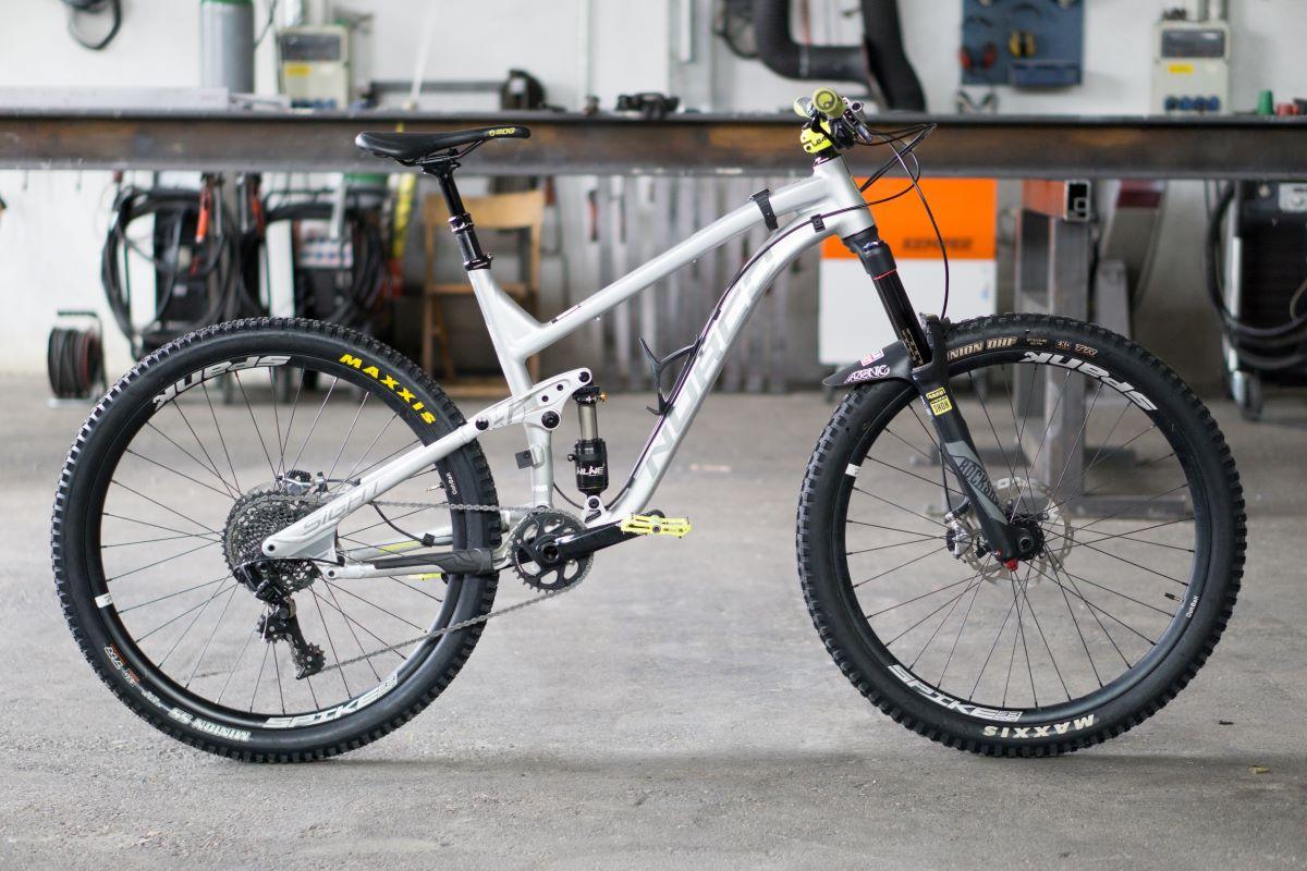 26er mountain bike