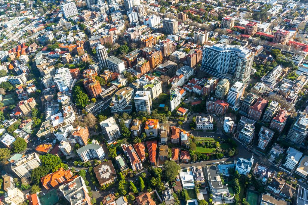 City neighbourhood